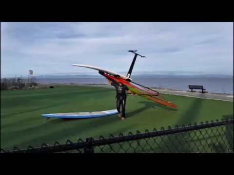Windsurf Formula Foil vs Kite Foil vs Inflatable WindSUP vs Big Windsurf Board vs SUP