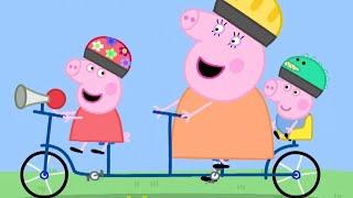 Peppa Pig English Episodes | Peppa Pig Celebrates International Women's Day | Peppa Pig Official