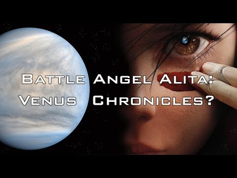 Battle Angel Alita: Venus Hypothesis