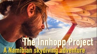 A Namibian skydiving adventure – The Innhopp Project