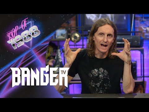 BEST METAL ALBUMS OF 1988 As Chosen By You | Overkill Reviews