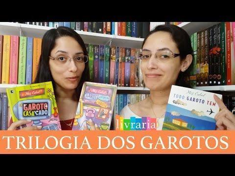 RESENHA: Trilogia dos Garotos - Meg Cabot
