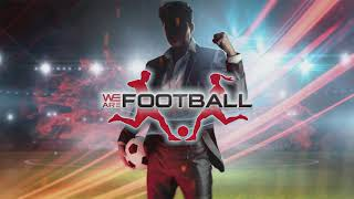 VideoImage1 WE ARE FOOTBALL