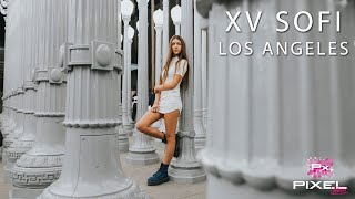 Backstage - Book -  15 Años De Sofi // Fashion Film // Los Angeles California