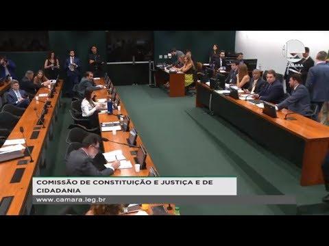 Constituição e Justiça e de Cidadania - Direito ao silêncio perante CPI - 17/09/2019 - 14:56