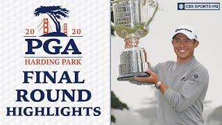2020 PGA Championship Final Round Highlights: Collin Morikawa wins first Major | CBS Sports HQ
