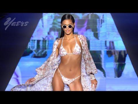 Sinesia Karol Resort Beachwear Fashion Show SS 2019 Miami Swim Week 2018 Paraiso Fashion Fair