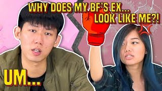 Singaporeans Try: Relationship Dilemma Questions 2020