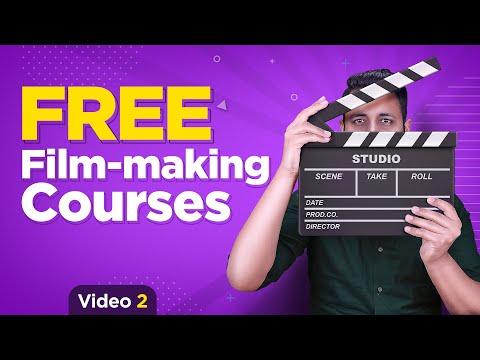 Free Filmmaking Courses | Complete Details |Top 3 Platforms ...