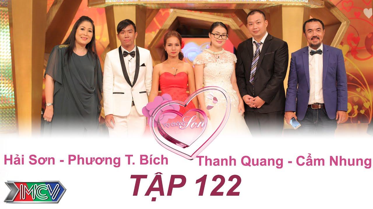 VỢ CHỒNG SON - Tập 122 | Hải Sơn - Phương T.Bích | Thanh Quang - Cẩm Nhung | 06/12/2015