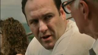 Tony's Joke About The Bull   The Sopranos HD