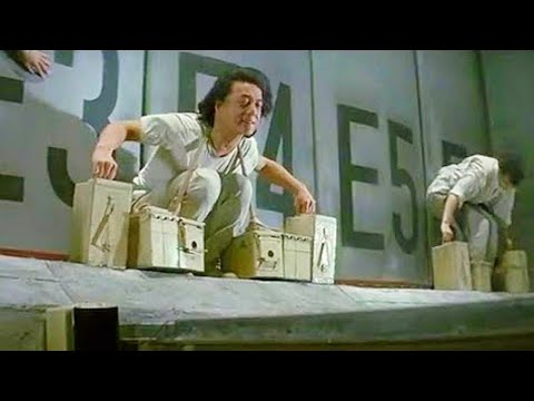 Jackie Chan Best Fight With Air Scene From Armour Of God II in Hindi Upload by Fan Of Cinema