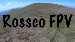 Long Range FPV Drone Flight - Ochill Hills - Scotland - Rossco FPV