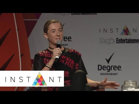 Baby Ariel Interviews Trevor Moran About His New Music | Instant Exclusive | INSTANT