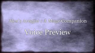 [TES5 Skyrim Mod Showcase] Alex's Arngjar - Short Voice Showcase