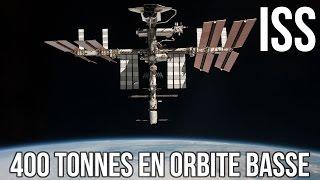 🚀 ISS : 400 tonnes en orbite basse !!!