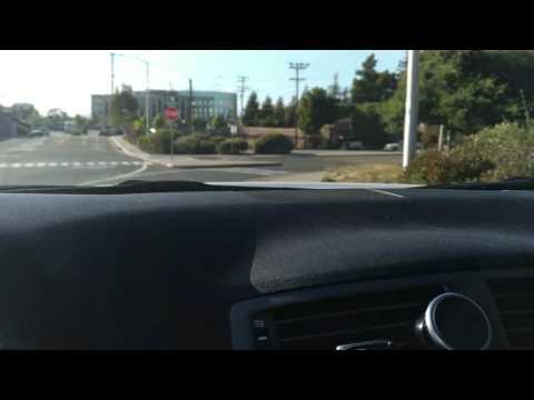 Lexus Vline Android Google maps test drive - Rodney Auyeung - Video