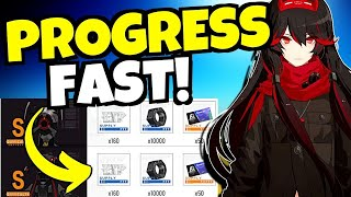 BEGINNER TIPS TO PROGRESS FAST!!! [PUNISHING GRAY RAVEN]
