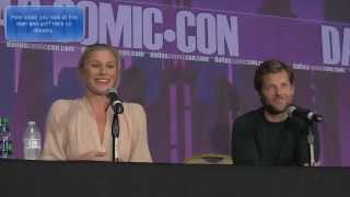 Katee Sackhoff & Jamie Bamber (BSG) Panel - Dallas Fan Days 2013 - Dallas Comic Con 2013 - Part 1