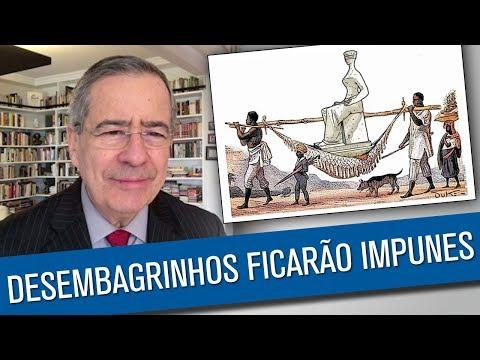Gebran confessou que se colocou na marginalidade quando não deixou o Lula sair da cadeia.