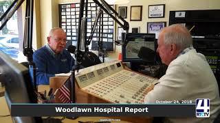 Woodlawn Hospital Report 10-24-18