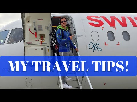 A Doctor's Travel Guide | TRAVEL TIPS + VLOG | Doctor Mike