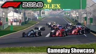 F1 2018 Gameplay Showcase