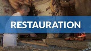 preview picture of video 'Restaurant dansant,hôtel,Castelsarrasin,Montauban - SARL LE FELIX'