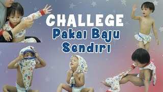 CHALLENGE PAKAI BAJU SENDIRI Video thumbnail