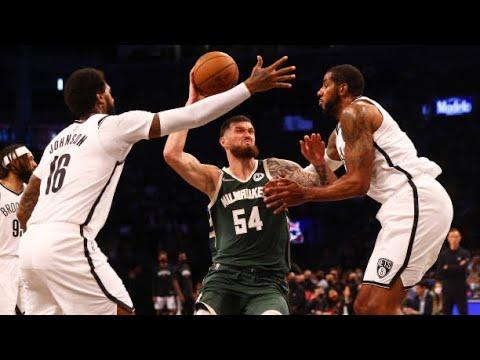 Milwaukee Bucks vs Brooklyn Nets Full Game Highlights | October 8 | 2022 NBA Preseason