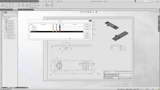 How to Make Black Dimension in SolidWorks Drawing || Solidworks