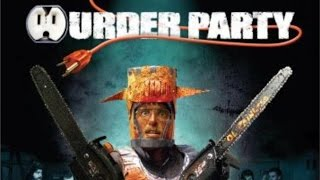 """Murder Party"" Review   The Horror Show"