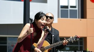 Dami Im - Moment Just Like This (Beyond by Fridcorp event, Hurstville Sydney 01/10/16)