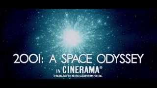 Trailer of 2001: A Space Odyssey (1968)