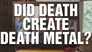 Chuck Schuldiner: Who Started Death Metal? Was it Death?