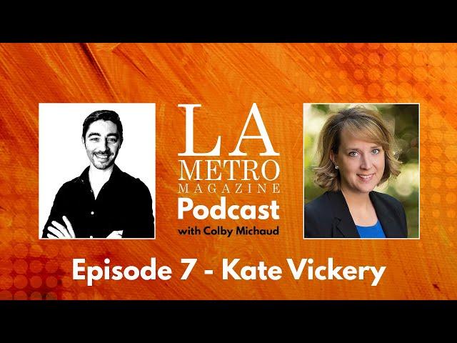 Episode 7 – Kate Vickery