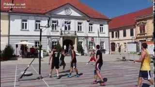 Basket na placi 2015