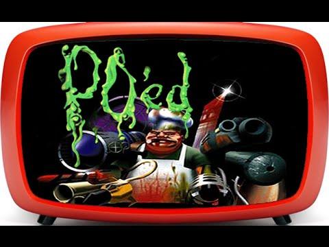 PO'ed (3DO | 1995) - Универсальный повар!
