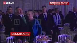 Закрытая вечеринка Сечина. Видео LifeNews
