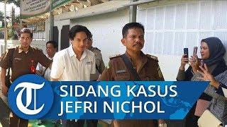 Putusan Sidang Kasus Narkoba Pemain Film Jefri Nichol di Pengadilan Negeri Jakarta Selatan