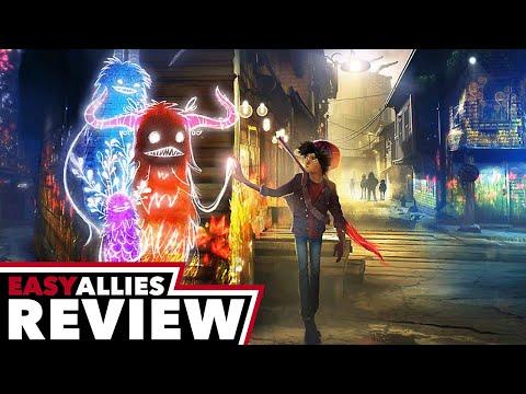 Concrete Genie - Easy Allies Review - YouTube video thumbnail
