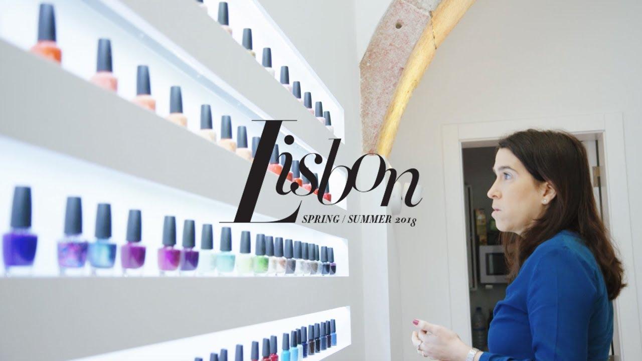 Video:Salon Spotlight   Manipedi Nail Spa in Lisbon, Portugal