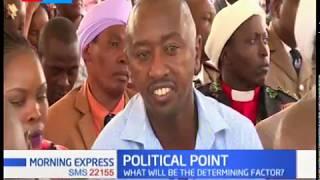 Mt. Kenya Region Politics: The battle for Mt. Kenya vote  | Political Point