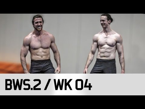 HILARIOUS New Workout / STRONGER! BWS.2 / Week 04