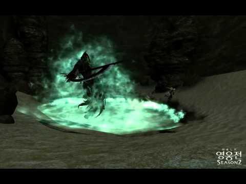 Mabinogo Heroes Vindictus - Twilight Desert Trailer 1