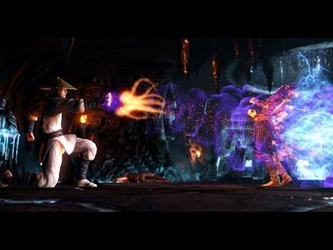 Mortal Kombat X | Story Mode (The Movie)