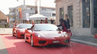 Ferrari-Meeting Aarberg 20.8.17 Video 1