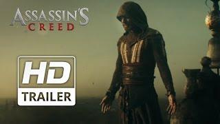 Кино Блокбастеры, Assassin Creed (трейлер 2)