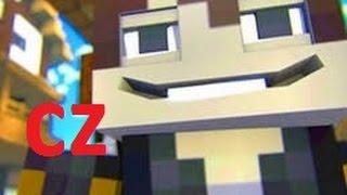 "Minecraft Songs: ""Hacker"" CZ"