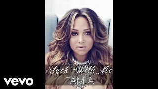 Tamia - Stuck With Me (Official Audio)